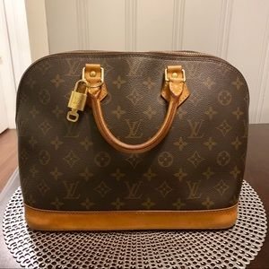 Louis Vuitton Monogram Alma PM purse